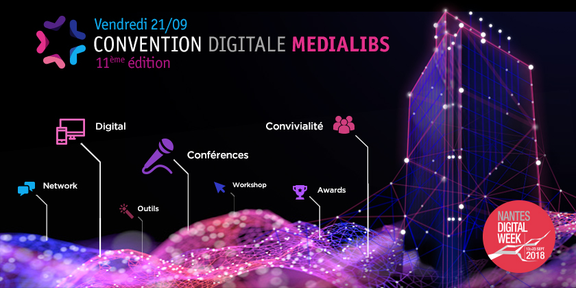 Convention Digitale Medialibs