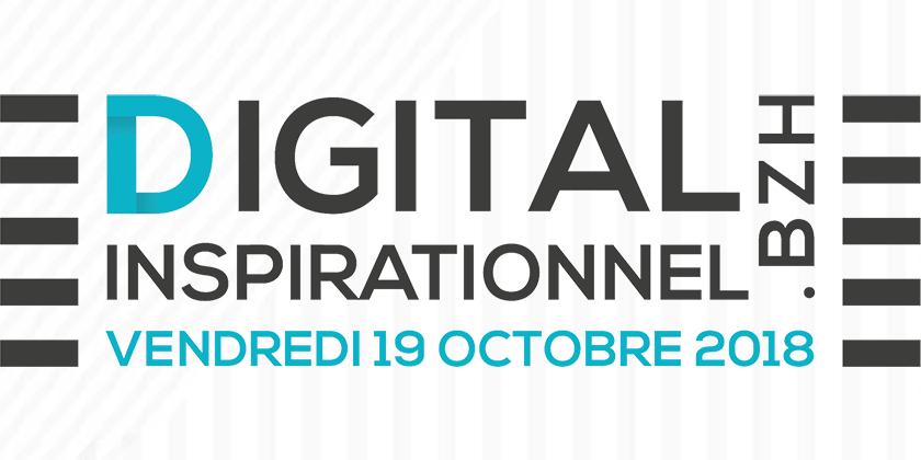 Digital Inspirationnel, un événement sur le business digital par et pour les entreprises bretonnes.
