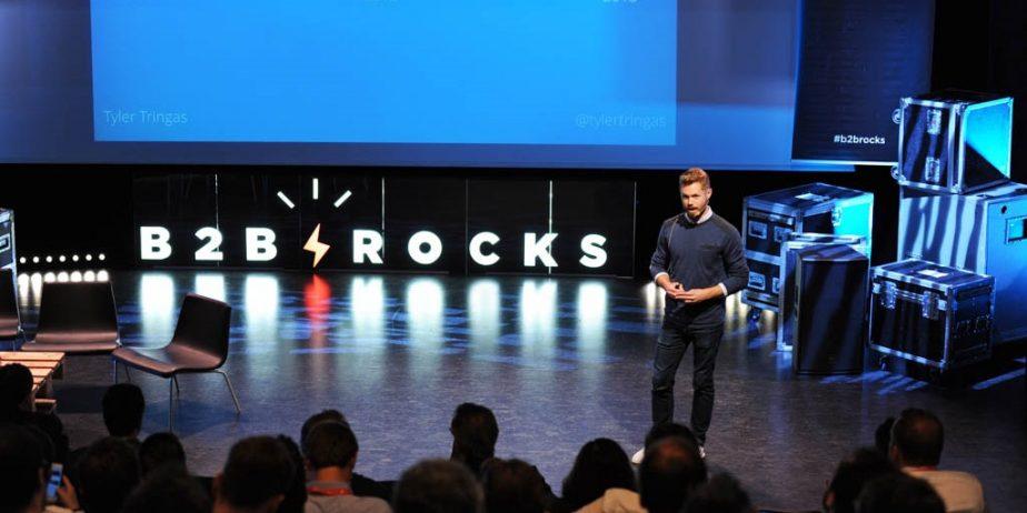 B2B ROCKS: leading European B2B SaaS conference