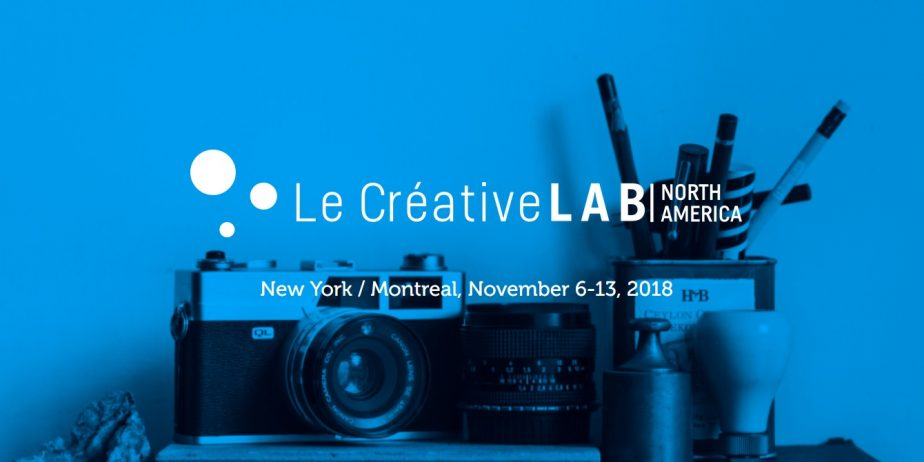The Créative Lab North America 2018