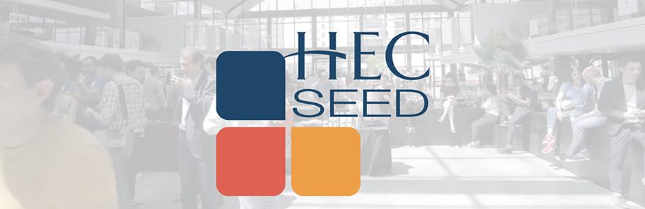 HEC SEED, le plus grand rendez-vous de startups organisé par les étudiants d'HEC Paris