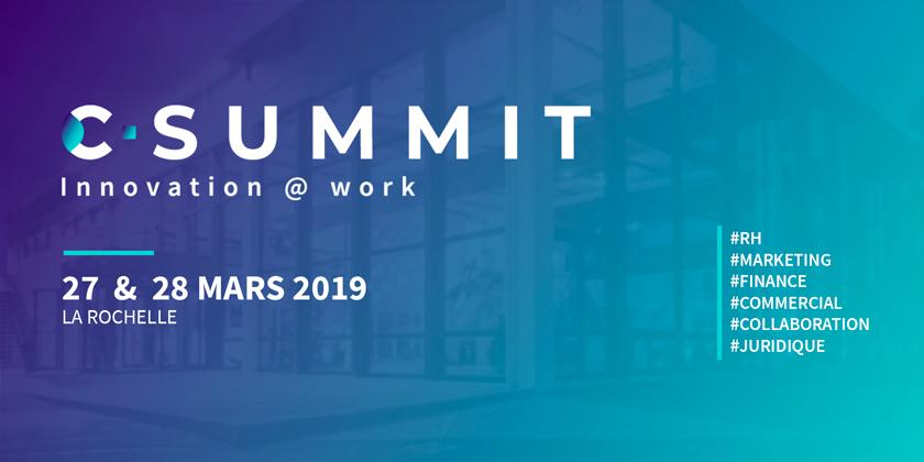 C-Summit - 1er événement du Grand Ouest dédié digitalisation des PME & ETI
