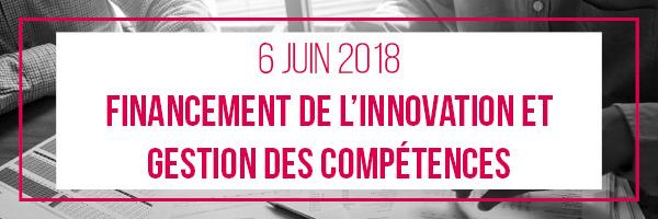 Formation : Financement de l'Innovation et gestion des compétences