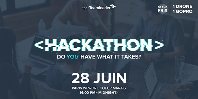 Soirée de hacking au coeur du Marais dans les locaux prestigieux de WeWork