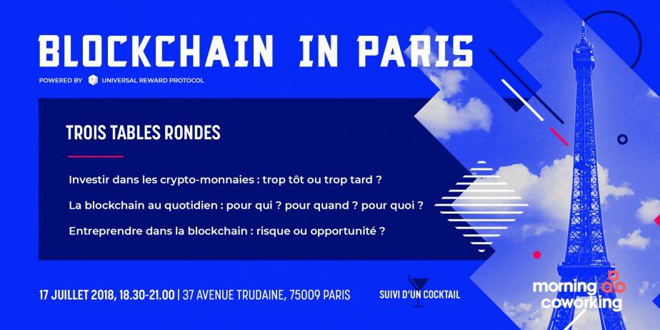 Blockchain in Paris