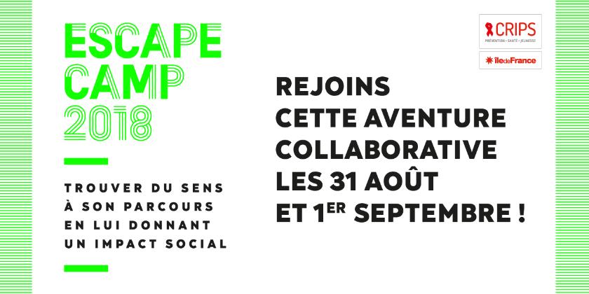 Escape Camp 2018