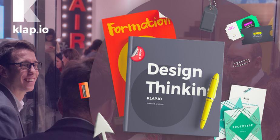 Formation Design Thinking by KLAP - 2 jours - PARIS