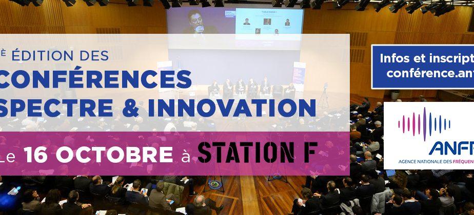 Spectre & Innovation Les fréquences au cœur de trois révolutions : 5G, Espace et Mobilité