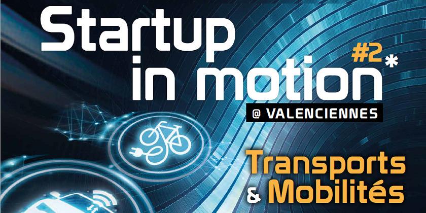 Startup in Motion, le concours pour inventer la mobilité de demain