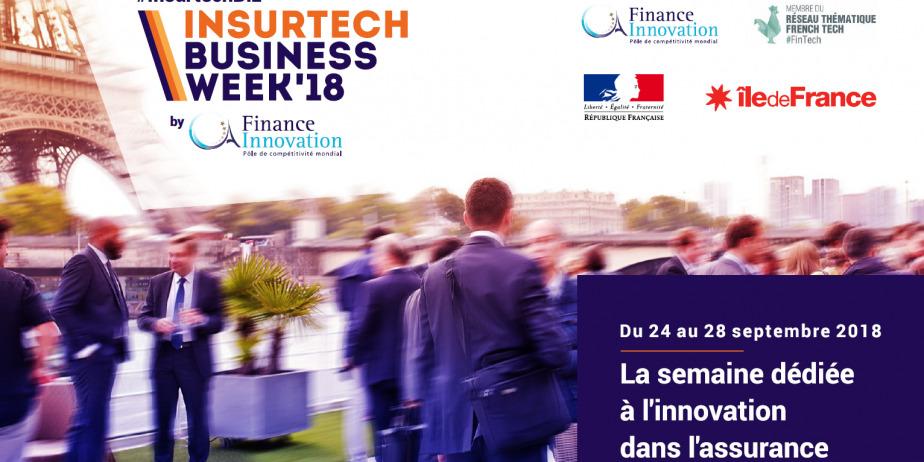 Insurtech Business Week '18