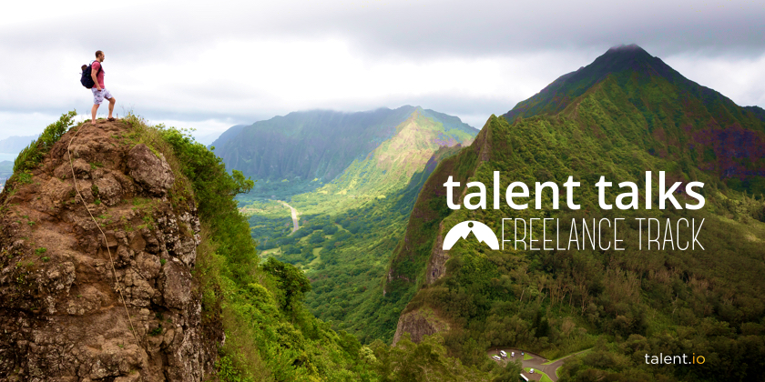 talent talks: Freelance Track