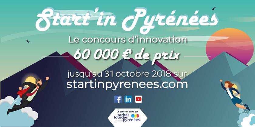 Start'in Pyrénées 2018