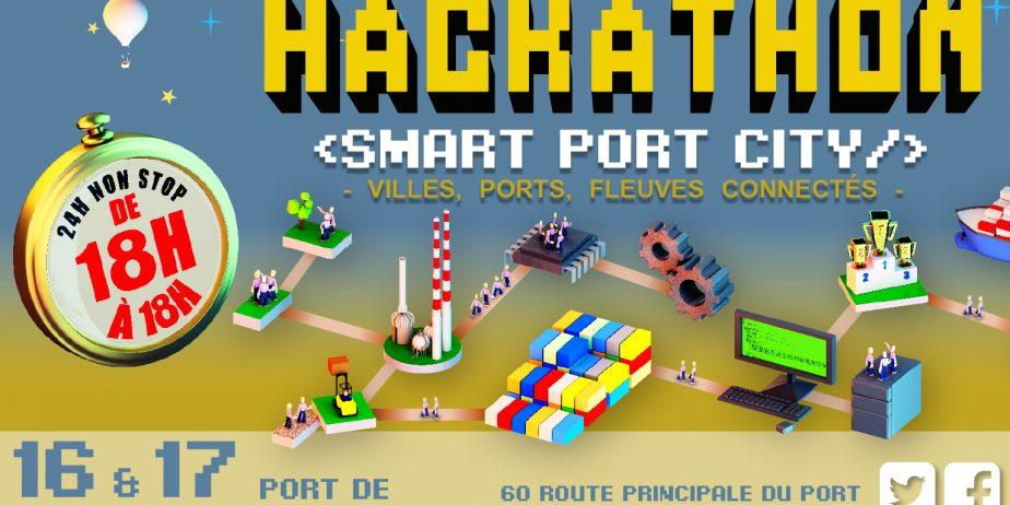 Hackathon Smart Port City