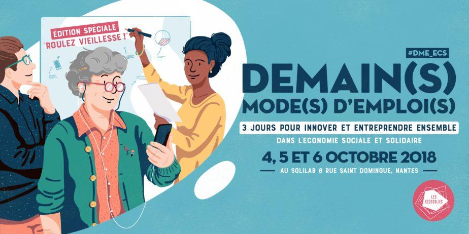 Demain(s) Mode(s) d'Emploi(s) - Edition Spéciale