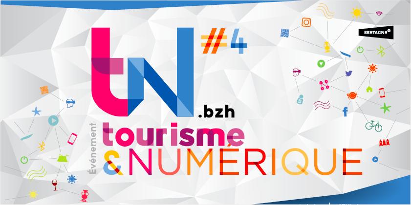Tourisme et Numérique 4 - l'événement de l'année dans le secteur du tourisme et du numérique