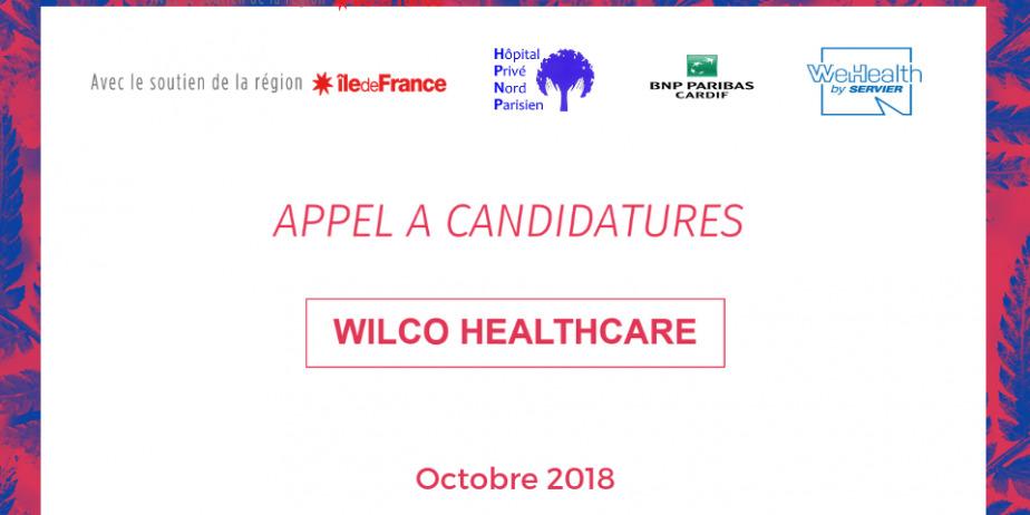 Programme d'accélération Wilco Healthcare