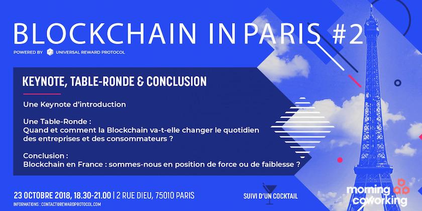 Blockchain In Paris #2