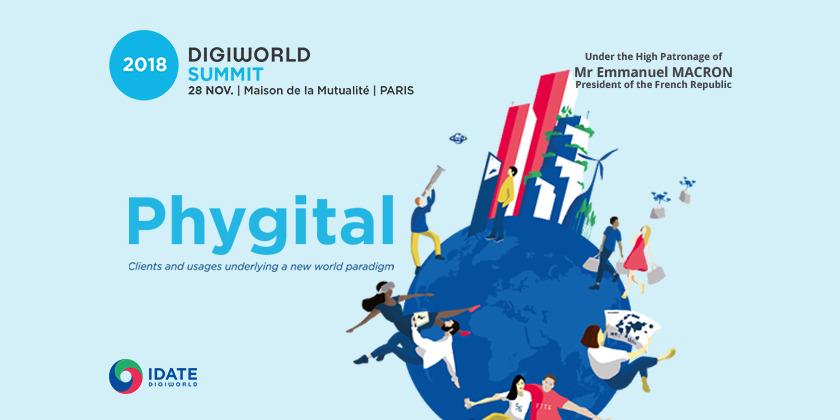 DigiWorld Summit 2018 - Phygital