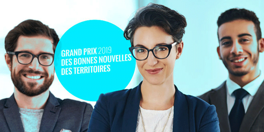 Grand Prix des Bonnes Nouvelles des Territoires 2019