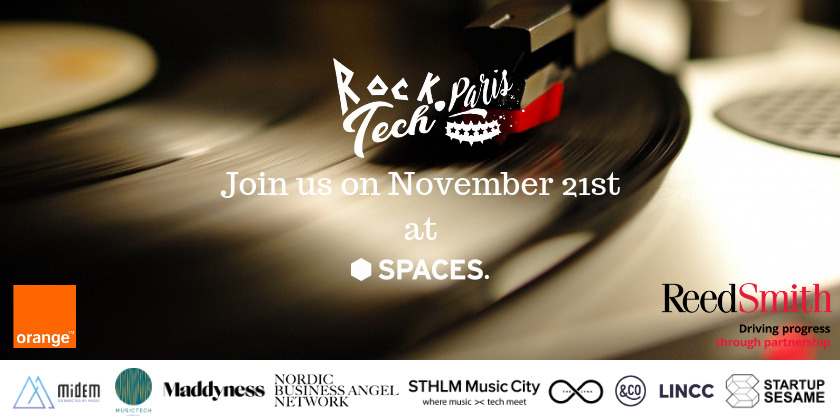 RockTech Paris #Music