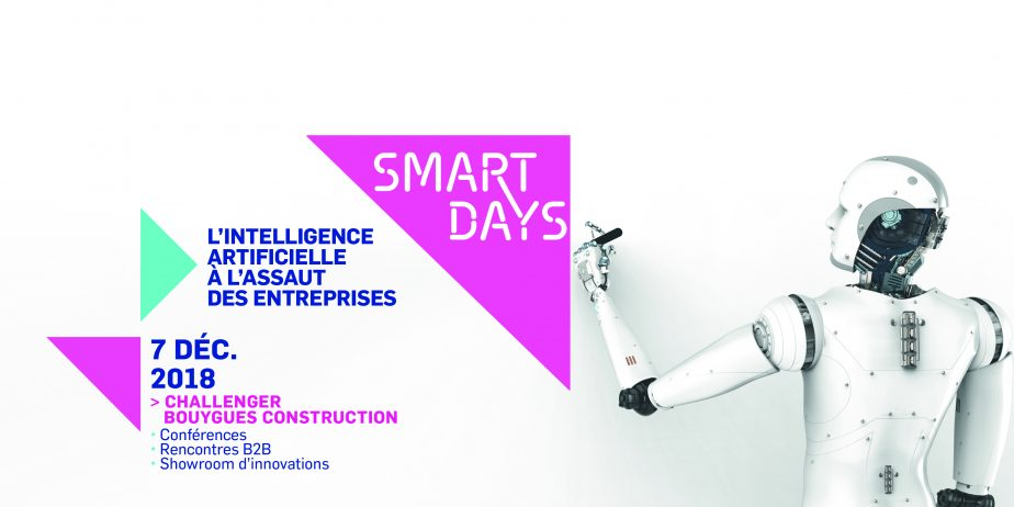 SMART DAYS > L'INTELLIGENCE ARTIFICIELLE À L'ASSAUT DES ENTREPRISES