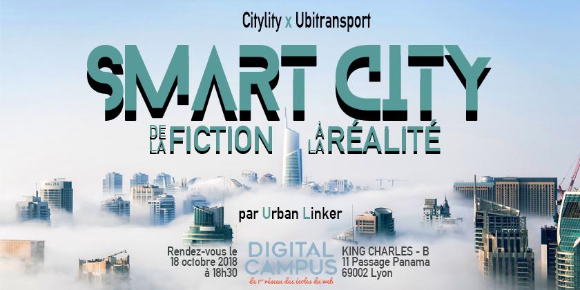 Smart City : de la fiction à la réalité