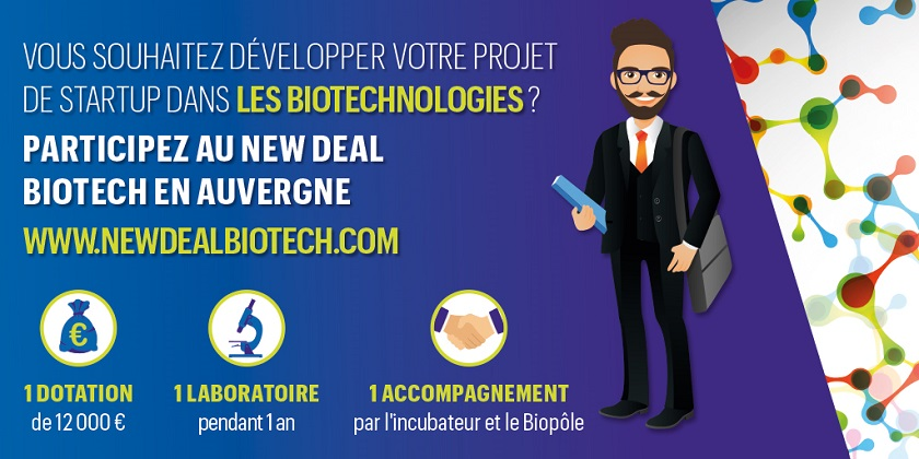 Le New DEAL Biotech