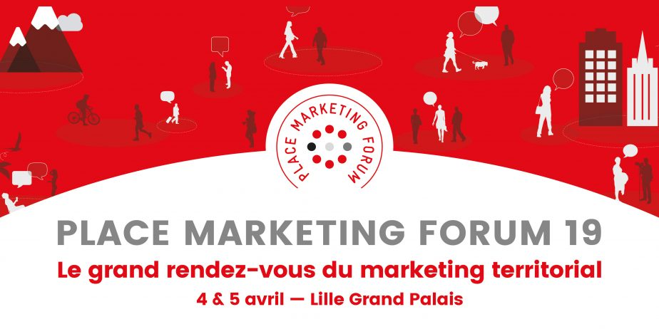 #PMF19, le grand rendez-vous du marketing territorial