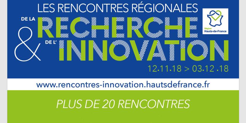 Rencontres de la Recherche & de l'Innovation en Hauts-de-France