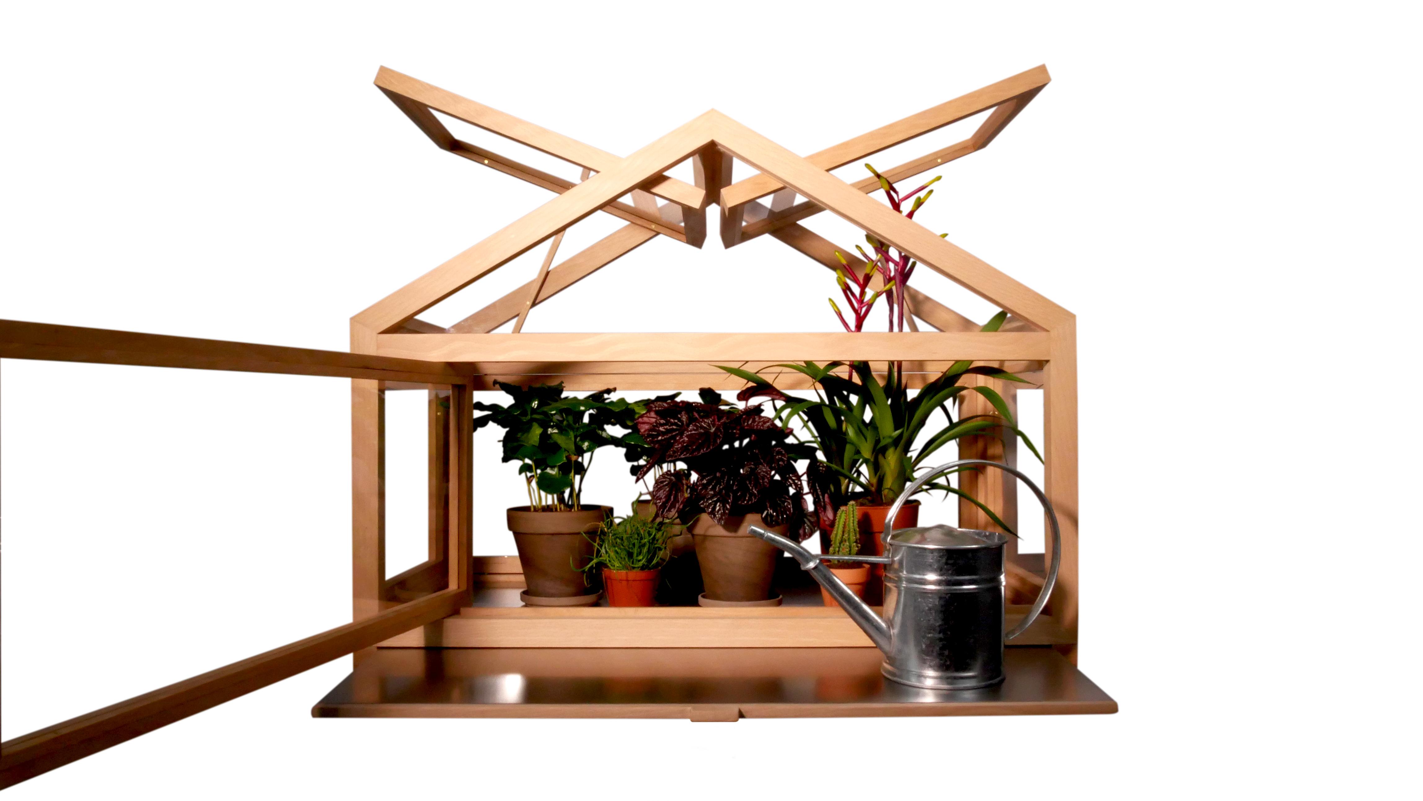 lj garden des mini serres d 39 int rieur pour recr er un. Black Bedroom Furniture Sets. Home Design Ideas