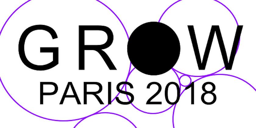 GROW.Paris, le premier festival de code créatif
