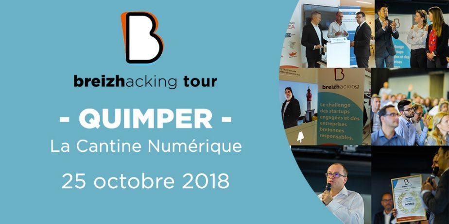Breizhacking Tour Quimper 25 octobre 2018