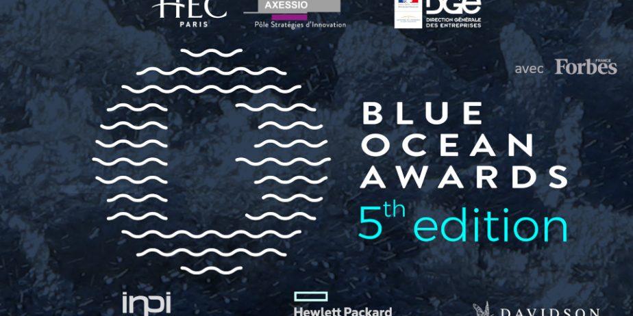 5ème édition des Blue Ocean Awards, nos entreprises créent de nouveaux marchés