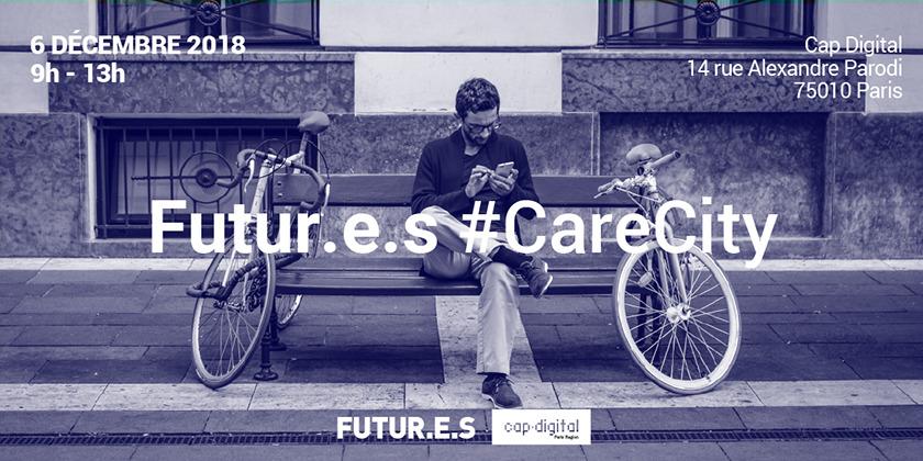 Futur.e.s #CareCity : +15 démos consacrées au bien-être des urbains