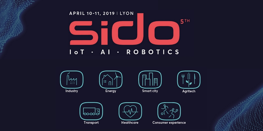 SIDO 2019 - Showroom IoT,  IA et Robotique