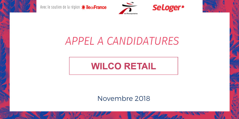 Le programme d'accélération Wilco RETAIL