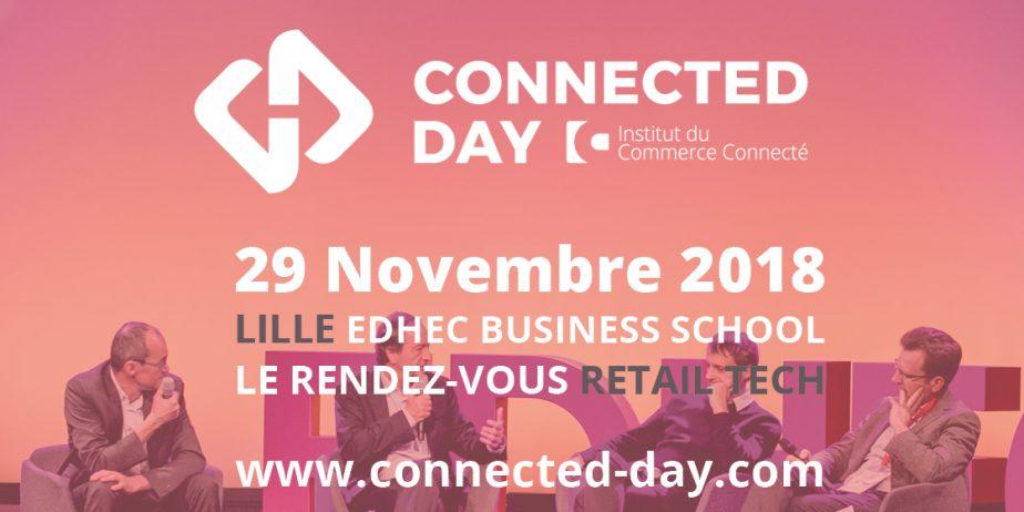 Le Connected Day, l'événement digital retail incontournable !