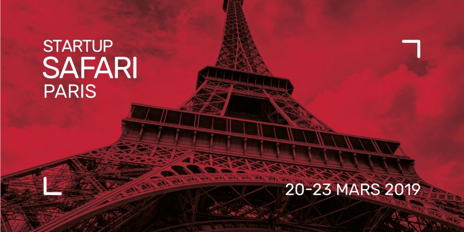 Startup SAFARI Paris 2019