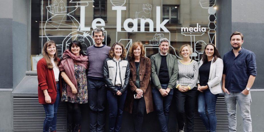 Tank media : Appel à projets pour les entrepreneurs médias