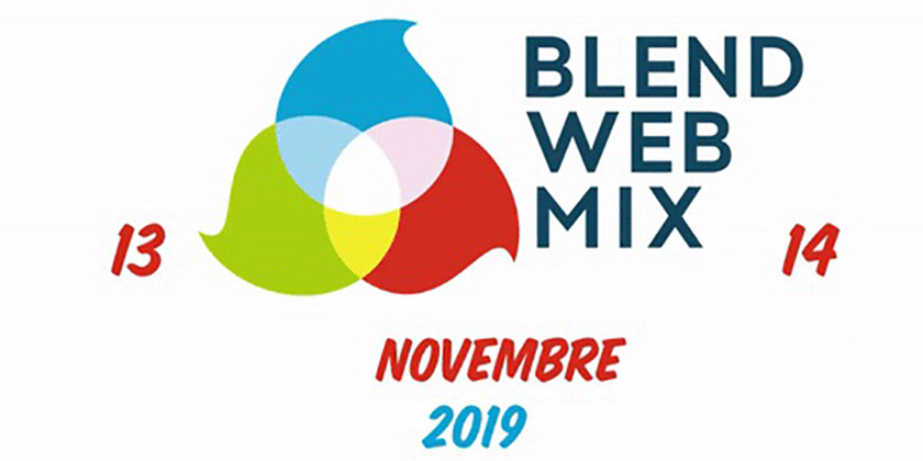 BlendWebMix, les 2 jours les + Web de l'année