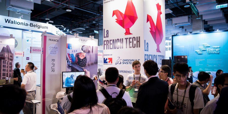 Salon Computex / Innovex à Taïwan