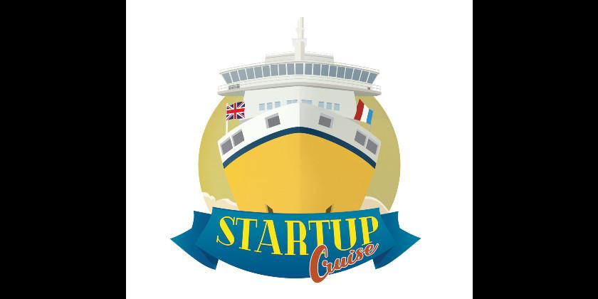 Startup cruise Dieppe/New Haven