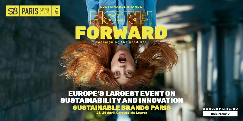 Découvrez Sustainable Brands, évènement européen sur le développement durable et l'innovation.
