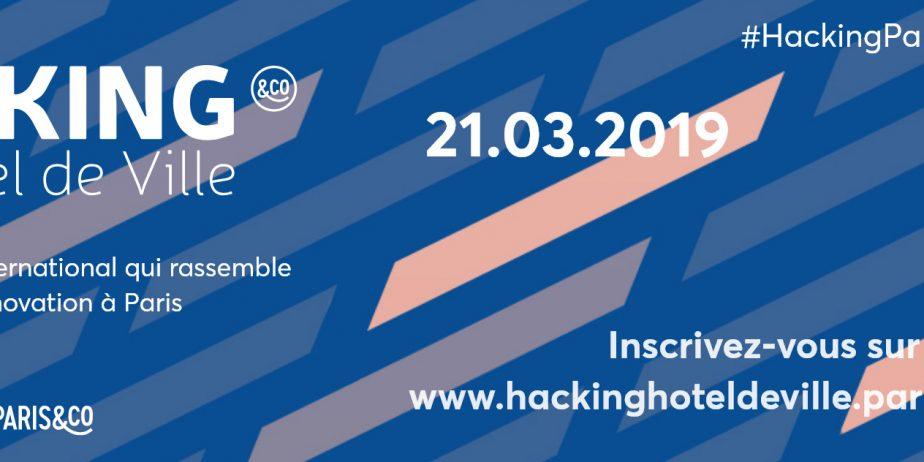 Hacking de l'Hôtel de Ville 2019