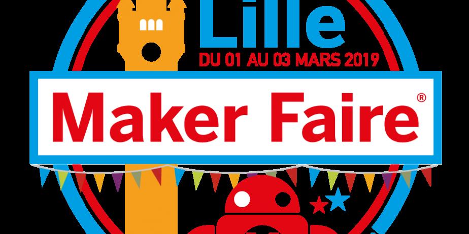 Maker Faire Lille au Tripostal