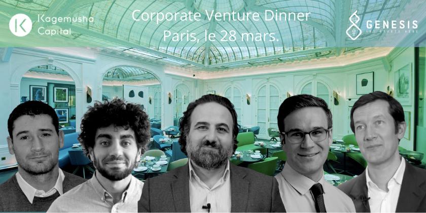 Corporate Venture Dinner :