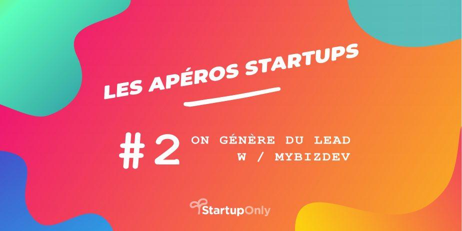 Apéros startup #2