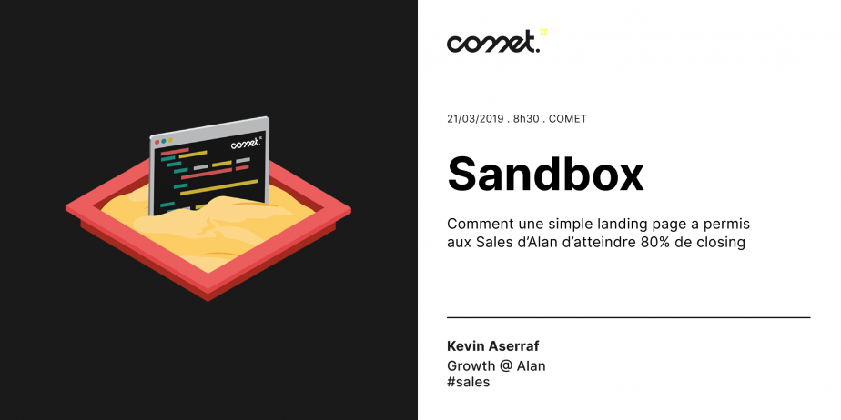 Sandbox - Infuser la tech dans chaque équipe