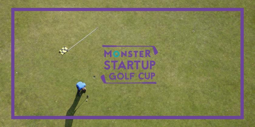 La rencontre des acteurs de l'écosystème startup nantais, sur un golf.