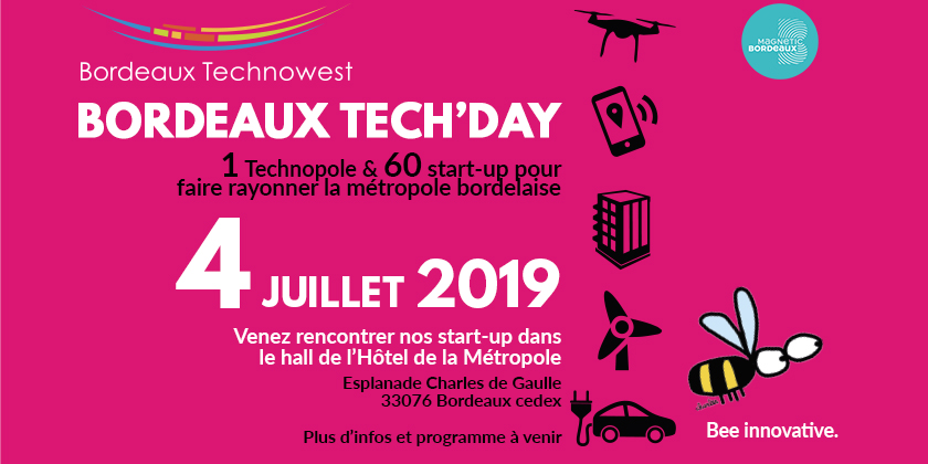 Bordeaux Tech'Day 2019